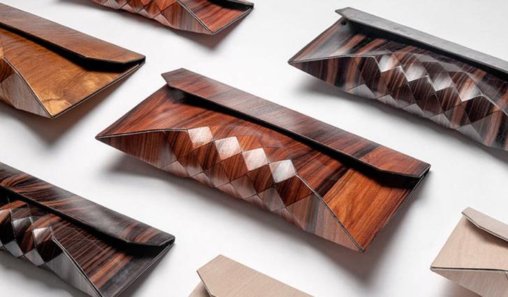 Топ-10: мотивы оригами в предметном дизайне фото [8]