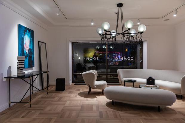 В Москве открылось новое дизайн-пространство Design Dealer (фото 6)