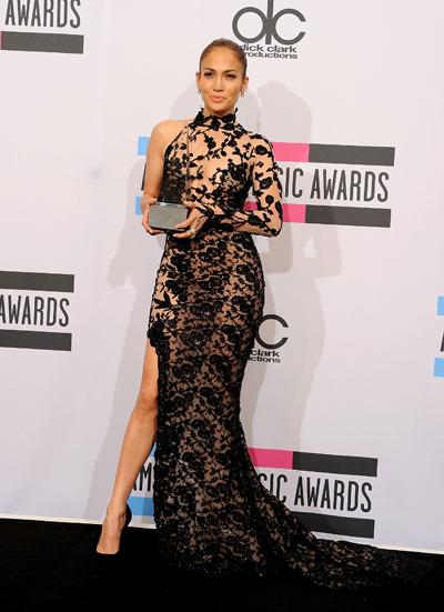 Джей Ло на American Music Awards 2011