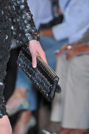 Показ Giorgio Armani Privé коллекции сезона Осень-зима 2009-2010 года haute couture - www.elle.ru - Подиум - фото 87687