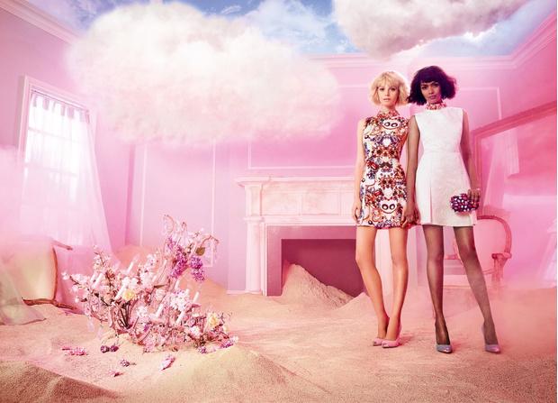 Кира Пластинина создала коллекцию выпускных платьев