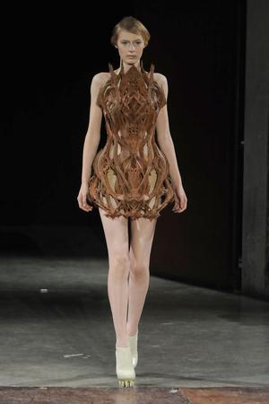 Показ  коллекции сезона Весна-лето 2012 года Haute couture - www.elle.ru - Подиум - фото 331096