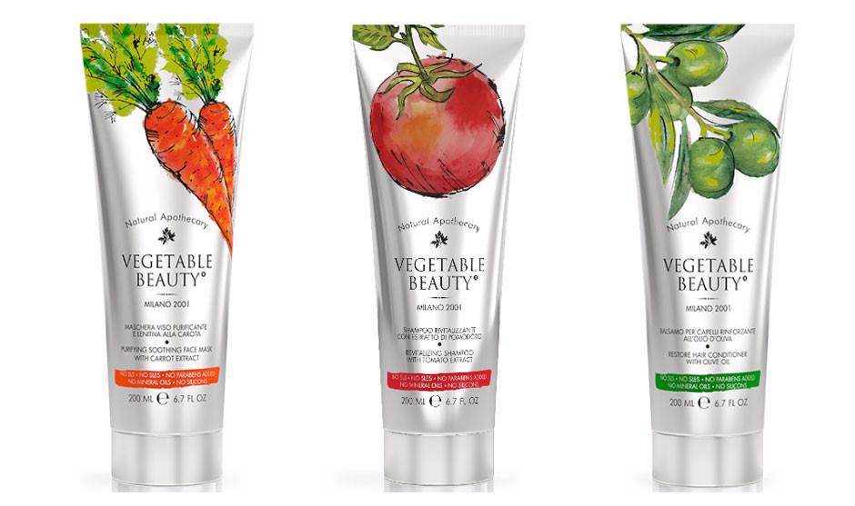 Красота по-итальянски: три средства-бестселлера Vegetable Beauty фото [2]
