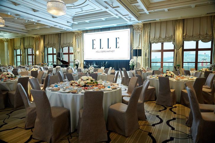 ELLE провел дружественный завтрак для партнеров и коллег фото [6]