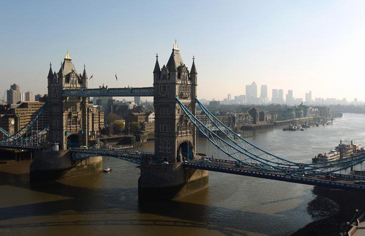 15 мест, которые нужно обязательно посетить в Лондоне