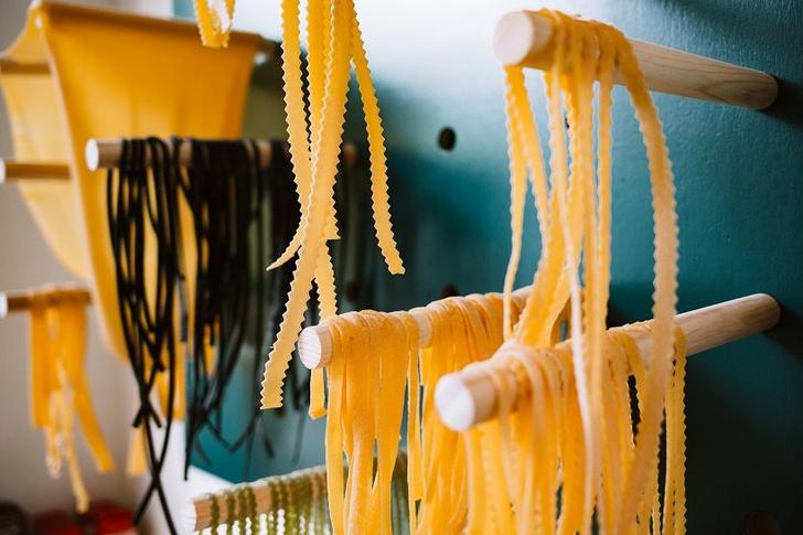 Аутентичный паста-бар Tortello в Чикаго (фото 9)