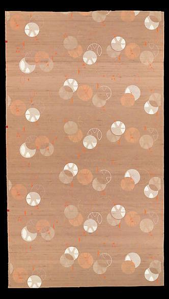 Ткани по дизайну Фрэнка Ллойда Райта на выставке в Нью-Йорке (фото 2.1)