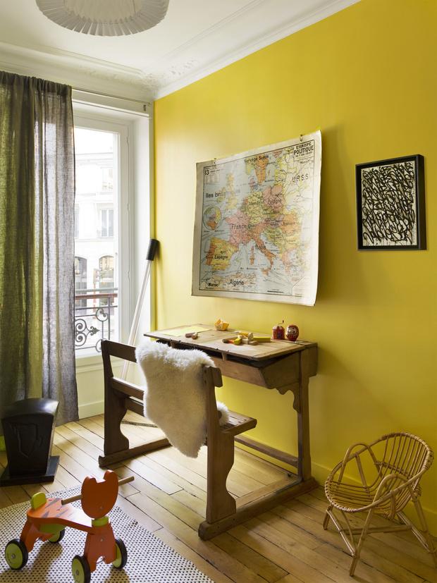 Второе дыхание: реновация парижской квартиры XIX века (фото 12)