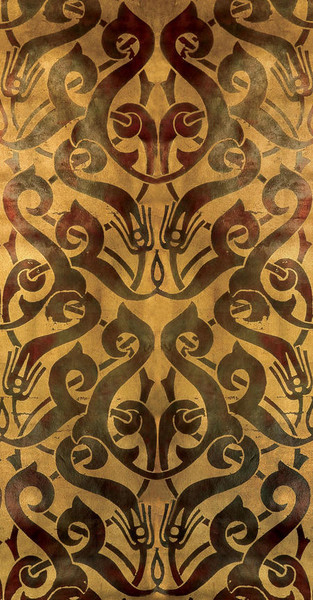 Настенные покрытия французской марки Ulgador   галерея [1] фото [6]