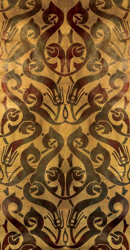 Настенные покрытия французской марки Ulgador | галерея [1] фото [6]