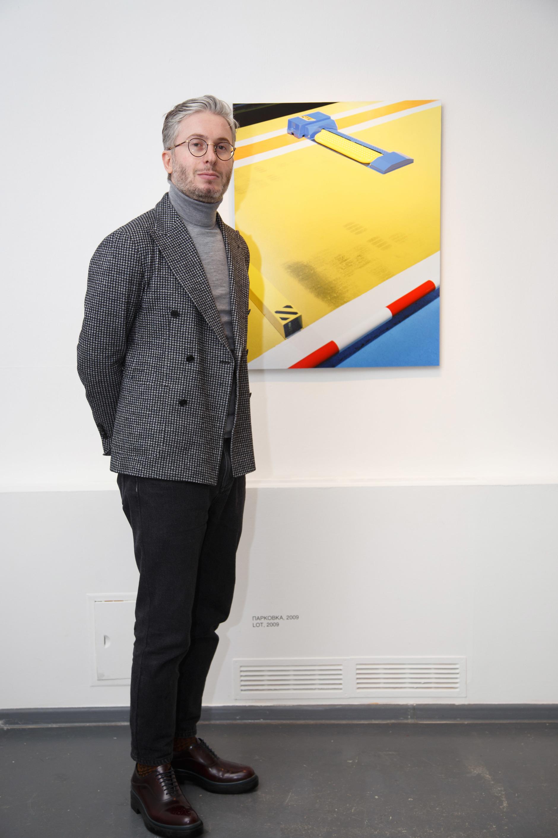 ELLE DECORATION провел закрытую экскурсию по выставке Фаульбахера (галерея 4, фото 2)