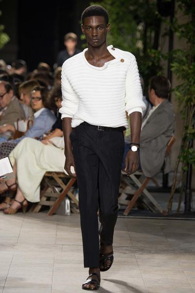 Неделя мужской моды в Париже: лучшие показы | галерея [8] фото [4]
