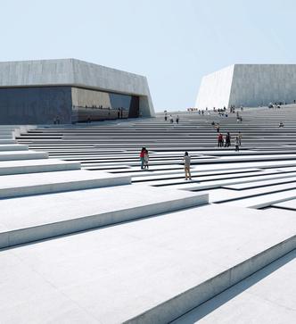 Проект Шанхайской оперы от студии Snøhetta (фото 5.1)