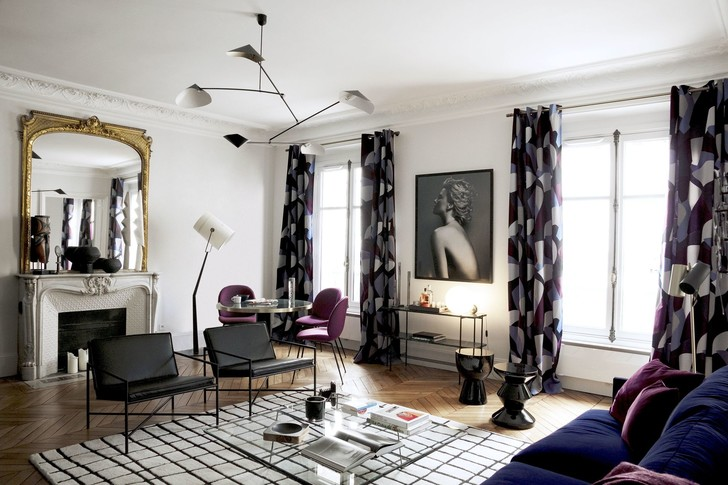 Квартира в бывшем офисе в Париже (фото 2)