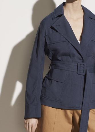 Сафари-куртка — идеальная вещь для весенних прогулок. Вот 15 вариантов (фото 12.2)