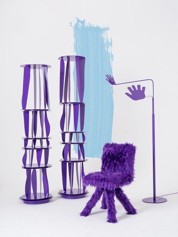 Ультрафиолетовая коллекция Гарри Нуриева (фото 15)