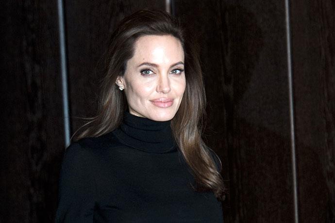 Анджелина Джоли 1