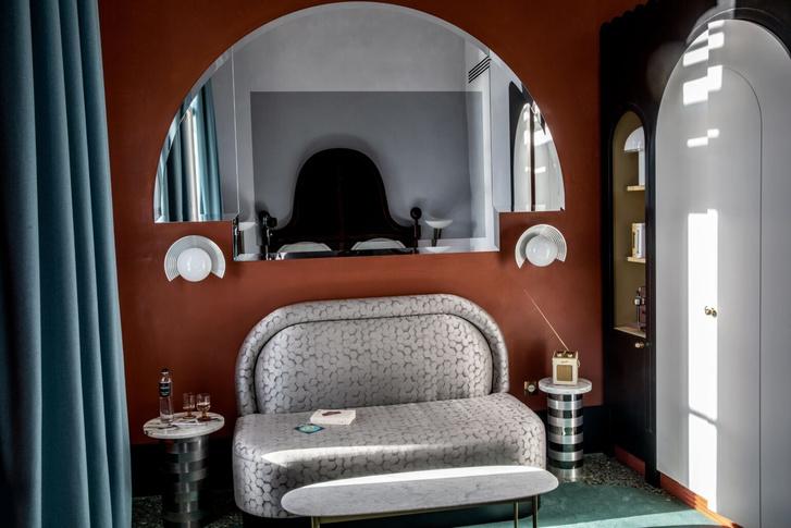 Новый отель по дизайну Доротеи Мейлихзон в Венеции (фото 7)