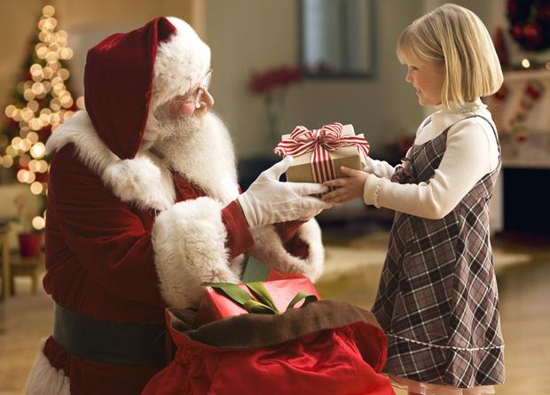 Frugoletto и Дед Мороз встречают Новый год