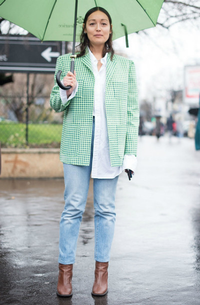 How to dress in the rain: | gallery [3] photos [3]
