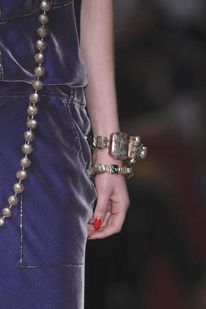 Показ Jean Paul Gaultier коллекции сезона Осень-зима 2009-2010 года Haute couture - www.elle.ru - Подиум - фото 87984