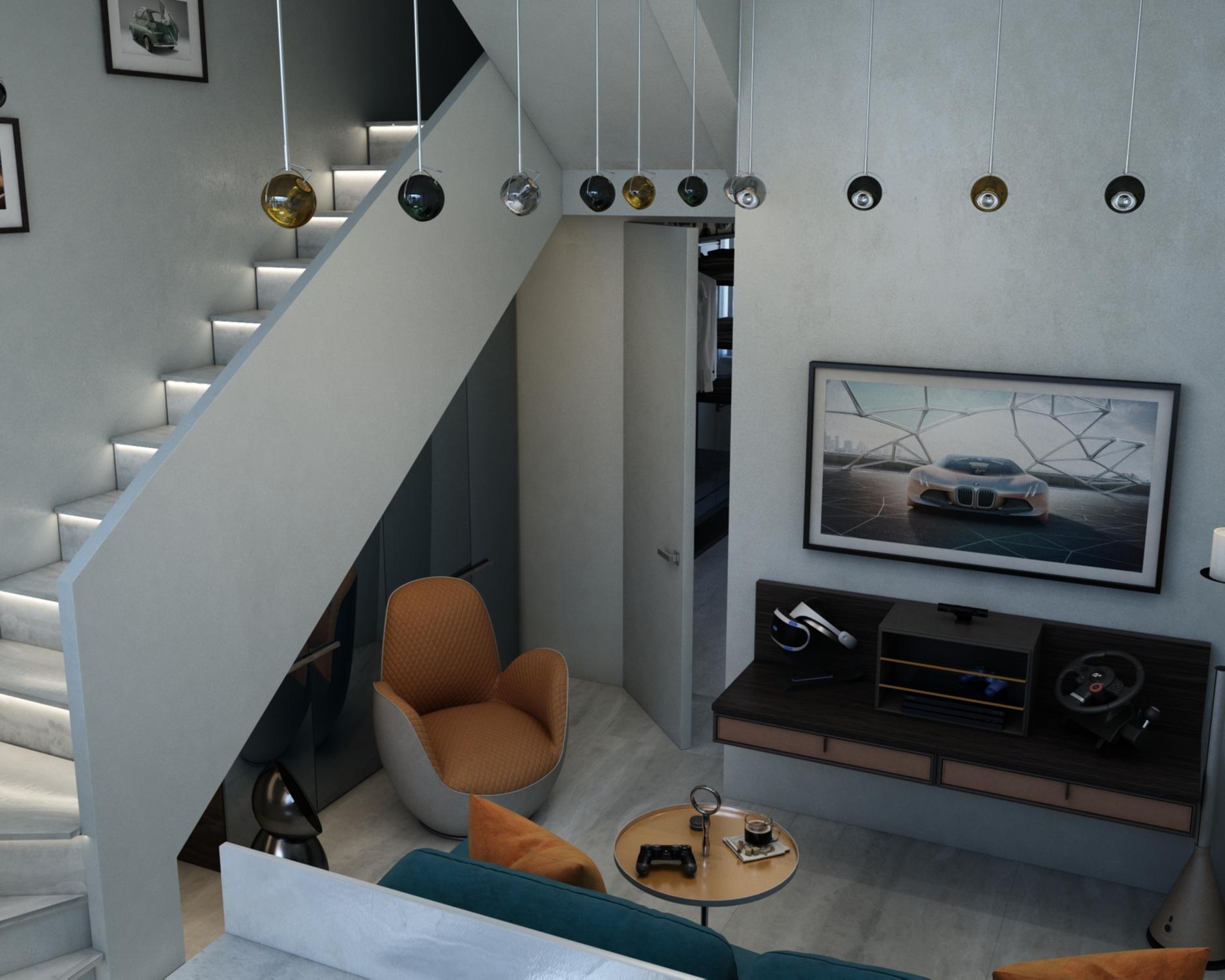 Итоги конкурса на разработку проекта для «Дома Наркомфина» (галерея 5, фото 3)