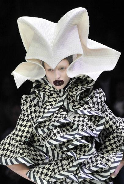 Идеи макияжа для Хэллоуина: вдохновляемся образами с подиумов | галерея [1] фото [28]