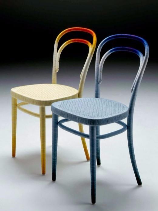 Предметы в духе культовой венской мебели Thonet (фото 20)