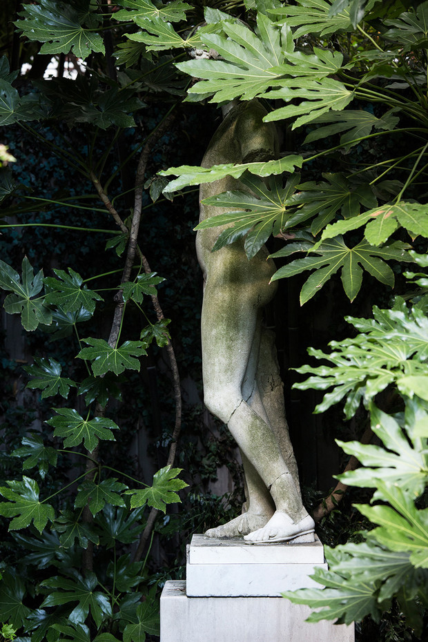Сад Пьера Берже, партнера и сподвижника Ива Сен-Лорана фото [5]