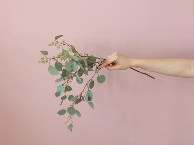 Мастер-класс: осенний букет из диких цветов (фото 13)