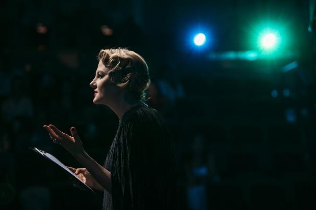 Портал в космос: презентация Nespresso в Большом театре (фото 1)