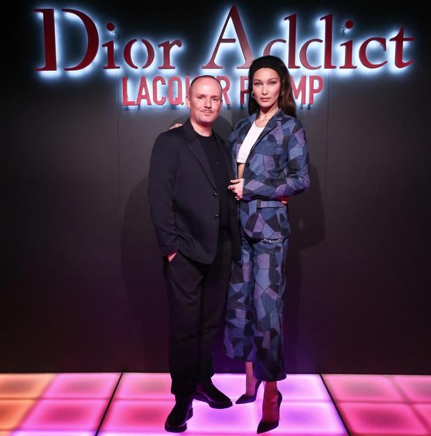 Dior представили лаковый тинт для губ Dior Addict Lacquer Plump (фото 1)
