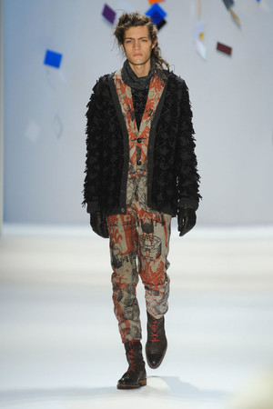 Показы мод Custo Barcelona Осень-зима 2012-2013 | Подиум на ELLE - Подиум - фото 1685