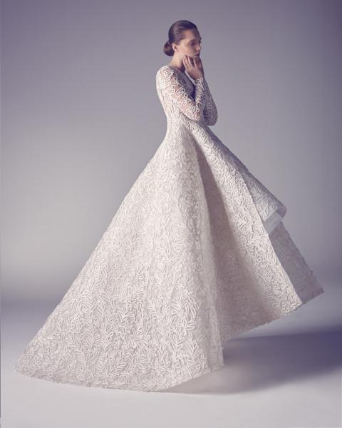 Любо-дорого: свадебная мода 2015 | галерея [3] фото [8]