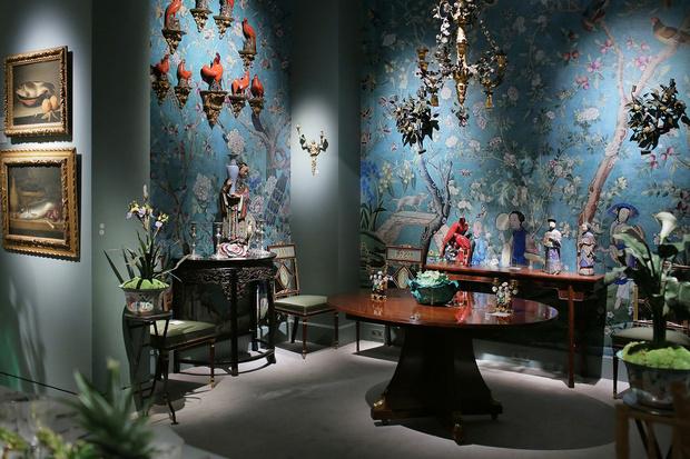 Личная коллекция Пьера Берже и Ива Сен-Лорана продана по рекодной сумме (фото 0)