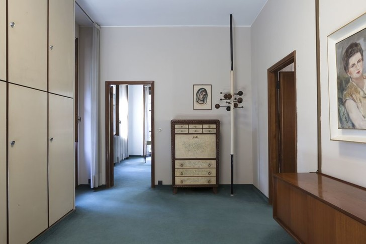 Дом-легенда: вилла Освальдо Борсани в Италии (фото 17)