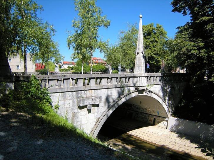 Йоже Плечник: знаковые проекты словенского архитектора (фото 19)