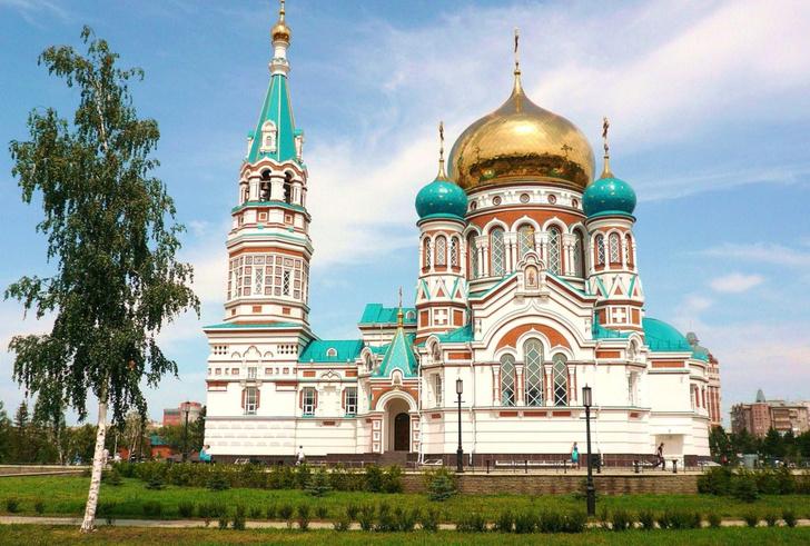 Успенский кафедральный собор, Омск