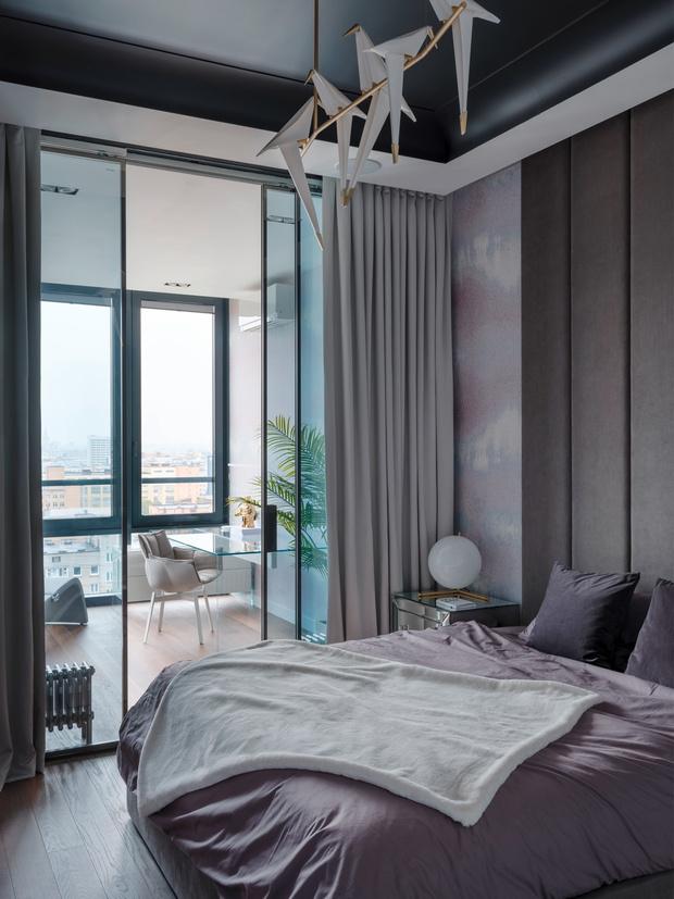 Легкое дыхание: квартира 90 м² в Москве (фото 14)