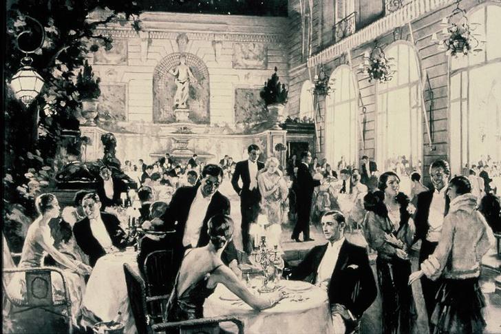 Масштабный аукцион отеля Ритц в Париже (фото 1)