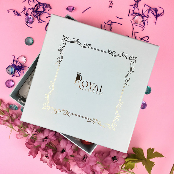 Guilty pleasure: коробочки красоты Royal Samples | галерея [1] фото [2]