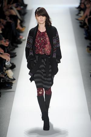 Показы мод Charlotte Ronson Осень-зима 2011-2012 | Подиум на ELLE - Подиум - фото 2384
