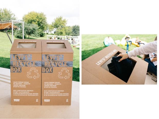 Eco-ELLE: Levi's запустили программу по сбору и переработке вещей из денима (фото 3)