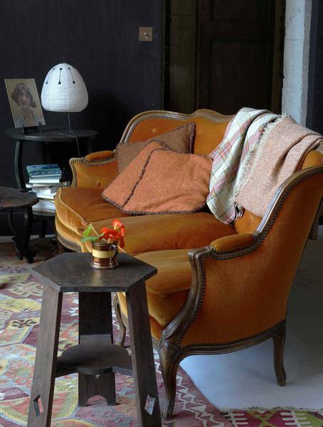 Ткани и аксессуары для дома от Sequana | галерея [1] фото [3]