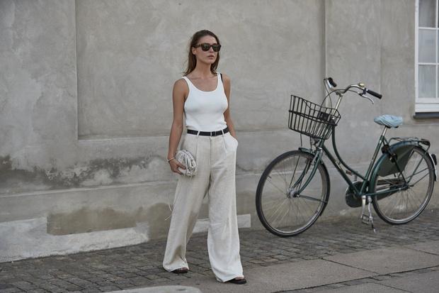 29 лучших стритстайл-образов на Неделе моды в Копенгагене (фото 12)