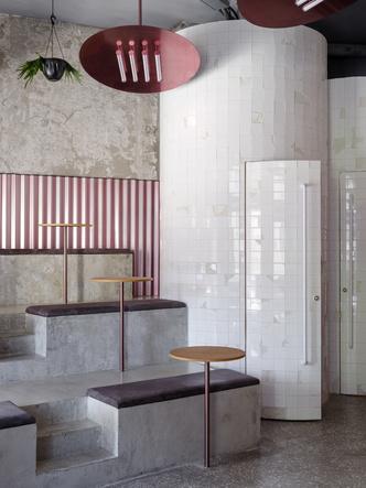 Rare Pastrami Bar по проекту Crosby Studios  в Москве (фото 6.1)
