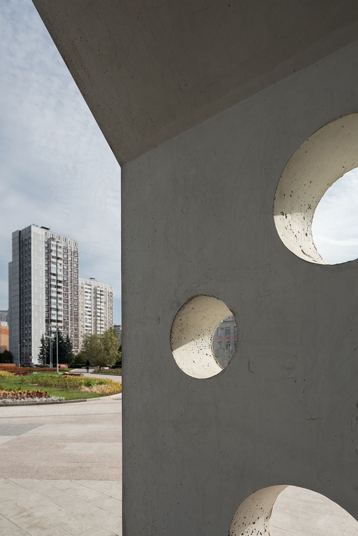 Пусть всегда будет солнце! Станция метро «Солнцево» по проекту Nefa Architects (галерея 7, фото 3)