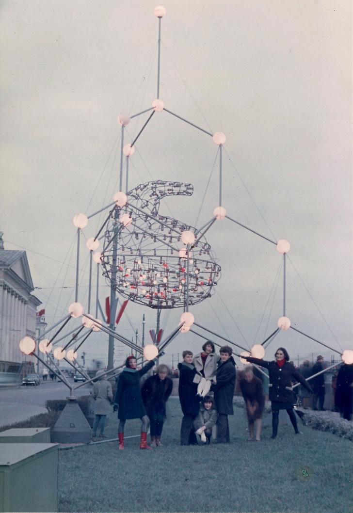 Выставка кинетического искусства в Санкт-Петербурге (фото 6)