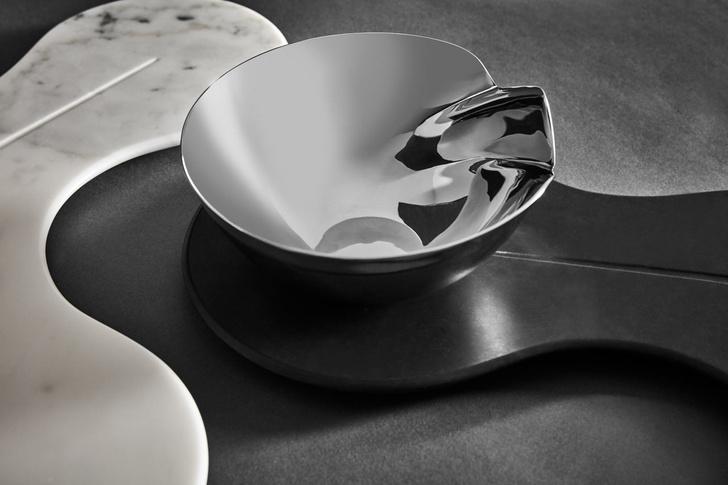 Коллекция посуды и аксессуаров от Zaha Hadid Design (фото 5)