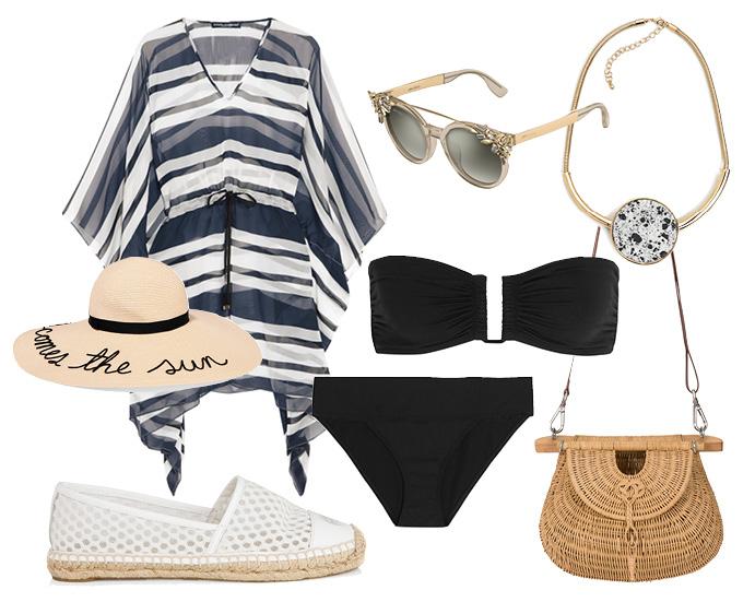 В чем пойти на пляж